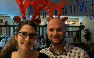 5 à 7 de Noël au bar Istori