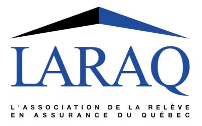Du nouveau pour les comités de L'Association de la relève en assurance du Québec « LARAQ » pour l'année 2017-2018
