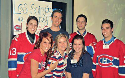 La soirée du hockey LARAQ-Québec
